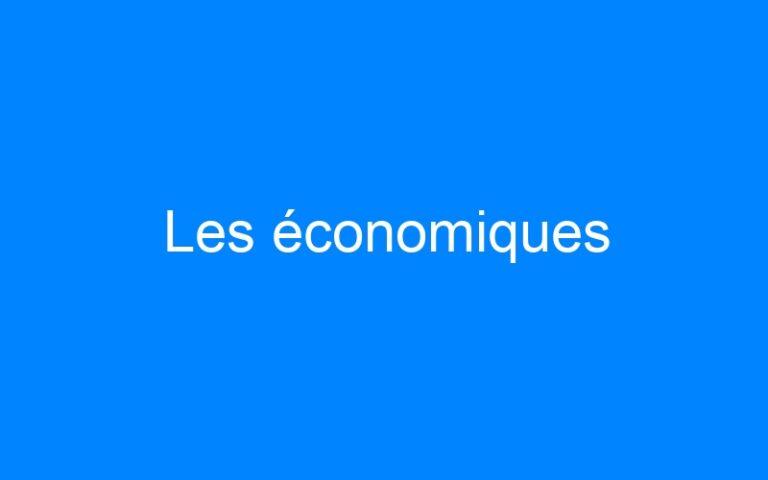 Les économiques